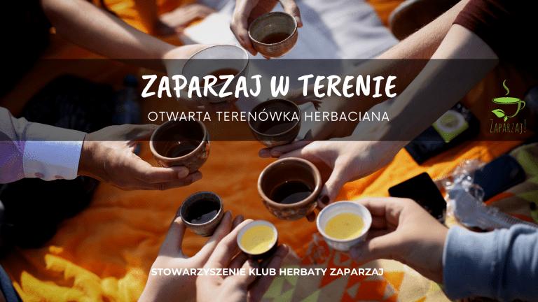 Zaparzaj w terenie w Poznaniu 23 sierpnia 2021!